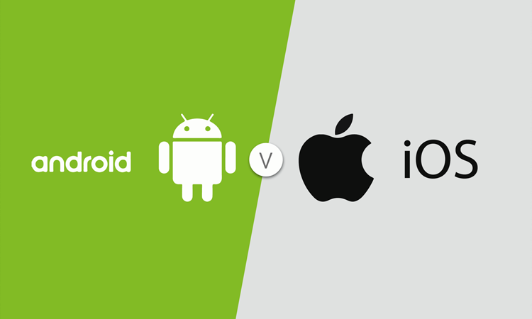 Android how differ from iOS