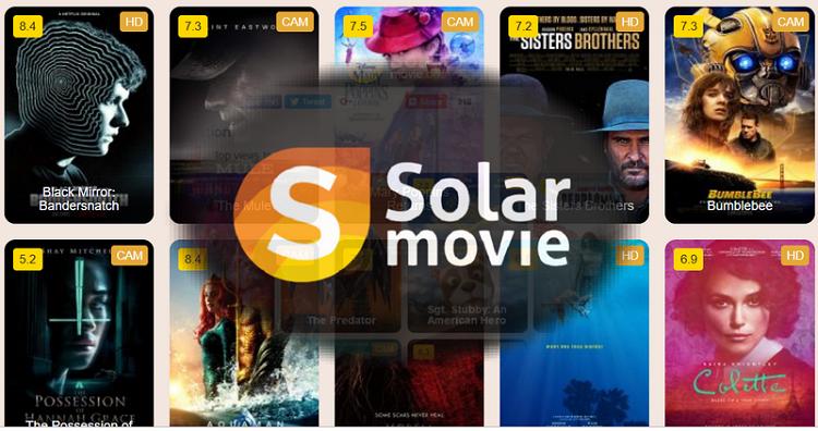 Top Alternative Sites like Solarmovie