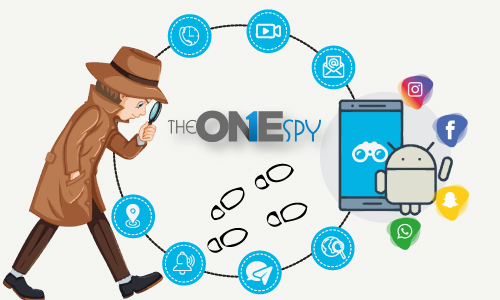Monitor your kid's android cell phone with TheOneSpy