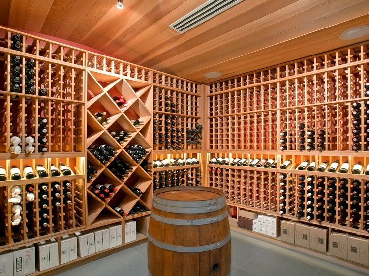 Here's How You Can Share Your Nature with Your Wine Cellar