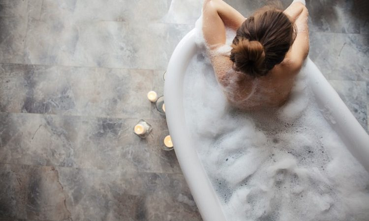 Hidden health benefits of bath treatment