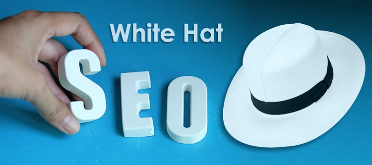 What do you mean by white hat SEO?