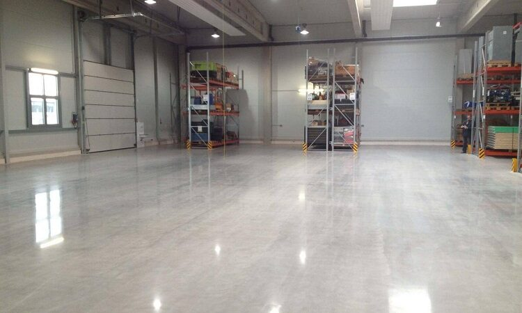 Polished concrete v/s all the other types of floorings!