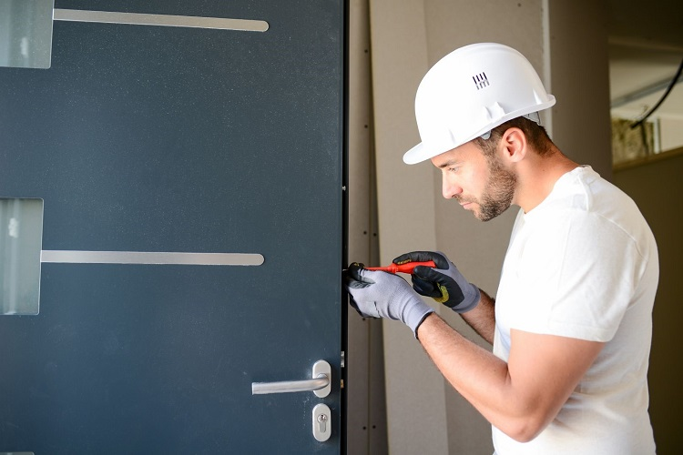 How To Install A Service Door in a Garage: 3 Easy Steps!
