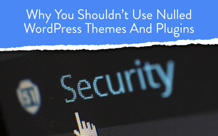 Dulled WordPress Themes and Plugins: Why Using Them Is A Security Risk.