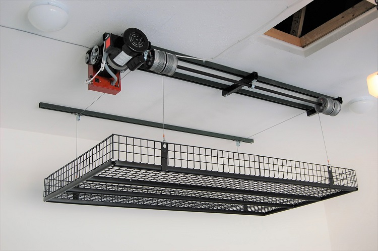 Garage Ceiling Storage Racks
