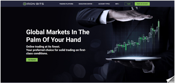 Iron-Bits Review's   Why Is This Broker The Best? (www.iron-bits.com)