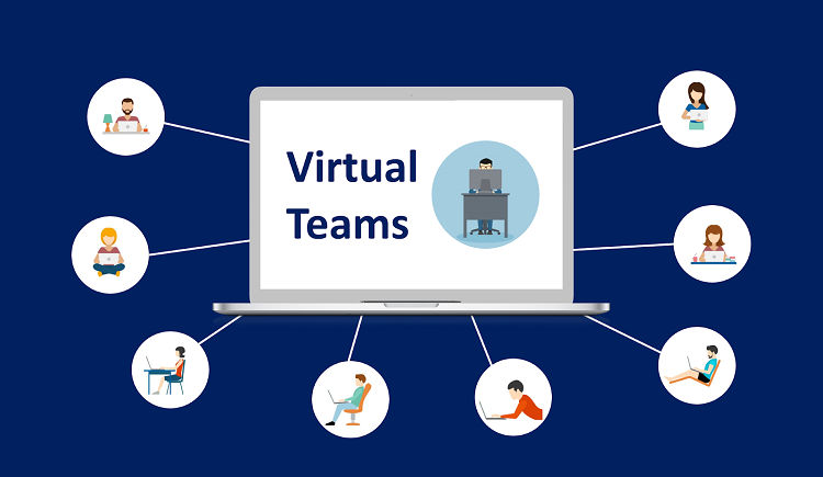Learning to Supervise Virtual Teams in Your Enterprise