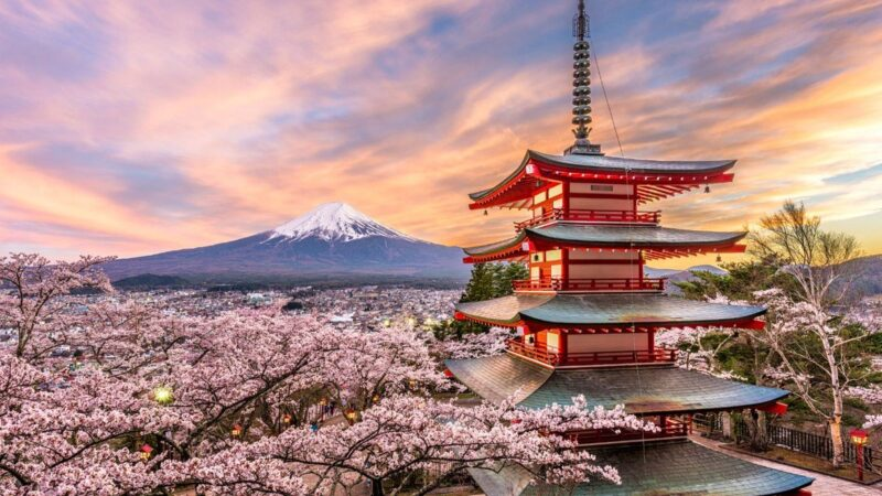 Want To Unwind? Visit Japan! Here are 7 things Japan is famous for