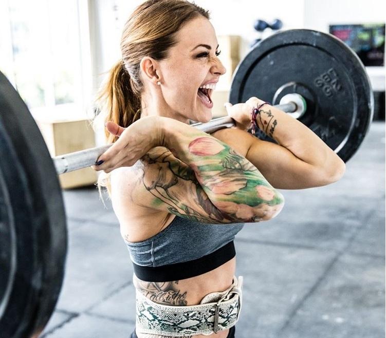 Women's Weightlifting Belt