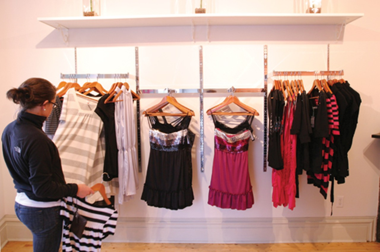 Secret clothing tips from the fashionista's closet