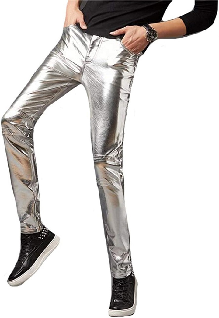Men's Leather Pants