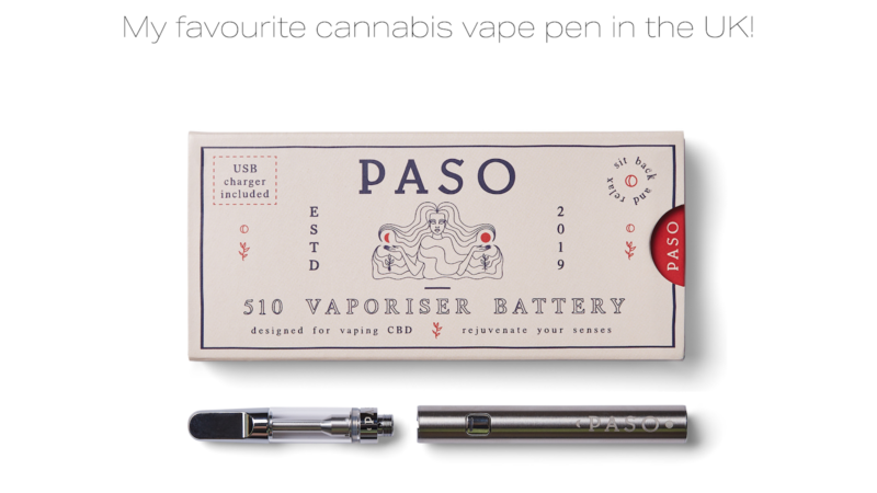 Is a Cannabis Vape Pen Legal in the UK and, If So, What's a Good One to Get?