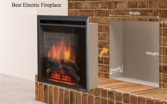 Choosing The Right Electric Fireplace, What Is The Best Electric Fireplace Insert